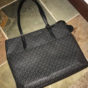 Authentic Michael Kors Logo Tote